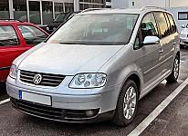 VW TOURAN (1T1, 1T2) 02/2003 – 05/2010