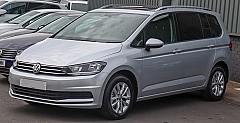 VW TOURAN (5T1) 09/2015 – 07/2019