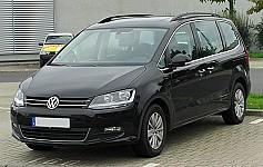 VW SHARAN (7N1, 7N2) 05/2010 – heute