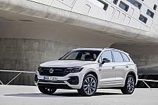 VW TOUAREG (CR7) 11/2017 – heute