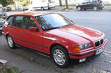 BMW 3 Touring (E36) 01/1995 – 10/1999