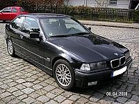 BMW 3 Compact (E36) 03/1994 – 08/2000
