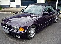BMW 3 Cabriolet (E36) 03/1993 – 04/1999
