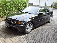 BMW 3 Cabriolet (E46) 04/2000 – 12/2007