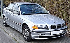 BMW 3 (E46) 02/1998 – 02/2005