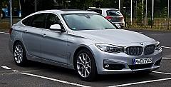 BMW 3 Gran Turismo (F34) 11/2012 – 07/2016