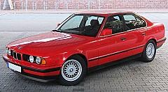 BMW 5 (E34) 12/1987 – 09/1995