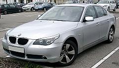 BMW 5 (E60) 09/2002 – 03/2010