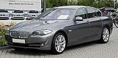 BMW 5 (F10) 06/2009 – 10/2016