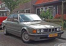 BMW 7 (E32) 09/1986 – 09/1994