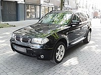 BMW X3 (E83) 01/2004 – 12/2011