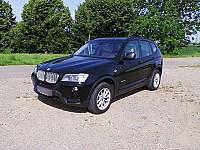 BMW X3 (F25) 09/2010 – 08/2017