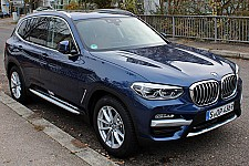 BMW X3 (G01) 10/2017 – heute