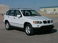 BMW X5 (E53) 05/2000 – 01/2007
