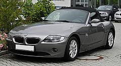BMW Z4 Roadster (E85) 02/2003 – 04/2009