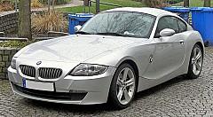 BMW Z4 Coupe (E86) 03/2006 – 08/2008