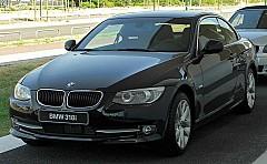 BMW 3 Cabriolet (E93) 05/2006 – 12/2013