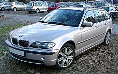 BMW 3 Touring (E46) 10/1999 – 02/2005