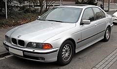BMW 5 (E39) 11/1995 – 06/2003