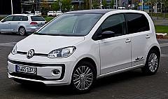 VW UP (121, 122, BL1, BL2) 08/2011 – heute