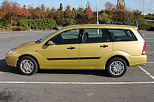 FORD FOCUS Turnier (DNW) 02/1999 – 11/2004
