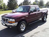 FORD RANGER (ER, EQ) 10/1999 – 06/2006