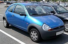 FORD KA (RB_) 09/1996 – 11/2008