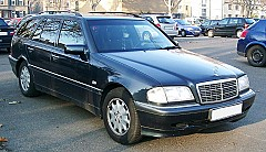 MERCEDES-BENZ C-CLASS T-Model (S202) 06/1996 – 03/2001