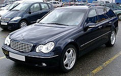 MERCEDES-BENZ C-CLASS T-Model (S203) 03/2001 – 08/2007