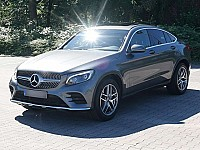 MERCEDES-BENZ GLC Coupe (C253) 06/2016 – 08/2019
