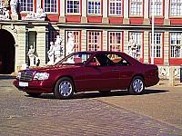 MERCEDES-BENZ E-CLASS Coupe (C124) 06/1993 – 06/1997