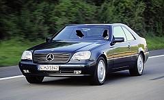 MERCEDES-BENZ S-CLASS Coupe (C140) 09/1992 – 02/1999