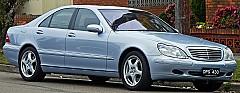 MERCEDES-BENZ S-CLASS (W220) 10/1998 – 08/2005