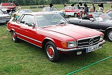 MERCEDES-BENZ SL Coupe (C107) 01/1972 – 09/1981