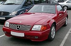 MERCEDES-BENZ SL (R129) 03/1989 – 12/2001