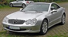 MERCEDES-BENZ SL (R230) 10/2001 – 01/2012