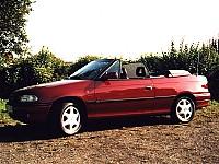 OPEL ASTRA F Cabriolet (53_B) 03/1993 – 03/2001