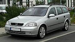 OPEL ASTRA G Caravan (F35_) 02/1998 – 12/2009