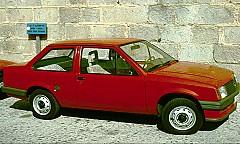 OPEL CORSA A TR (91_, 92_, 96_, 97_) 09/1982 – 03/1993