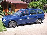 OPEL CORSA B Caravan (S93) 01/1999 – 12/2002