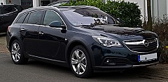 OPEL INSIGNIA A Country Tourer (G09) 07/2008 – 03/2017