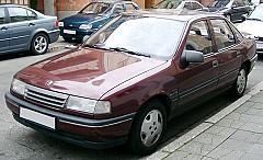 OPEL VECTRA A (86_, 87_) 09/1988 – 11/1995
