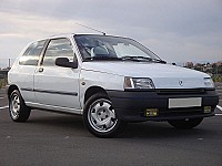 RENAULT CLIO I (B/C57_, 5/357_) 05/1990 – 09/1998