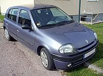 RENAULT CLIO II (BB_, CB_) 09/1998 – 06/2009