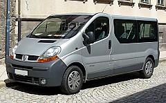 RENAULT TRAFIC II Bus (JL) 03/2001 – heute