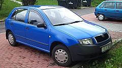 SKODA FABIA I (6Y2) 08/1999 – 03/2008