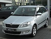SKODA FABIA II Combi (545) 10/2007 – 12/2014