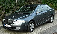 SKODA OCTAVIA II (1Z3) 02/2004 – 06/2013