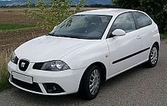 SEAT IBIZA III (6L1) 02/2002 – 11/2009