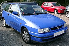 SEAT IBIZA II (6K1) 03/1993 – 02/2002